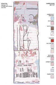 Ficha de documentación de la información obtenida in situ